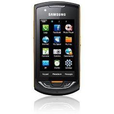 Samsung S5620 Black Monte Unlocked Quad-Band GSM Phone with 3 MP Camera, Wi-Fi, GPS, E-Mail and Stereo Bluetooth - Unlocked Phone - International Version - Black  http://proxyf.net/go.php?u=/Samsung-S5620-Black-Quad-Band-Bluetooth/dp/B003QHY0ZU/