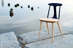 The Corliss Chair by Studio DUNN