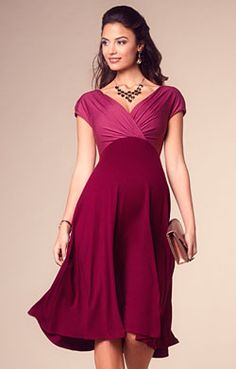 Buy huge options of maternity wear at affordable prices maternity wear alessandra maternity dress short rosey red by tiffany rose evrzfvi Cute Maternity Outfits, Maternity Gowns, Stylish Maternity, Pregnancy Outfits, Maternity Fashion, Maternity Wedding, Maternity Cocktail Dresses, Pregnancy Clothes, Tiffany Rose