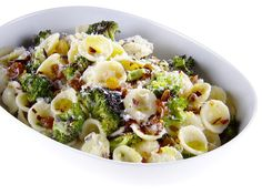 Orecchiette with Broccoli and Pecorino recipe from Giada De Laurentiis via Food Network