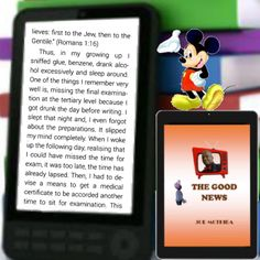 A published Author — The Good News ebook by Job Mothiba - Rakuten Kobo Hope In Jesus, Getting Drunk, Know The Truth, Word Of God, Confessions, Good News, Growing Up, Encouragement, Bible