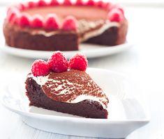 To af mine yndlingskager i et, chokoladekage og tiramisu. En rigtig dessertkage! Hvis man vil imponere sine gæster med noget lækkert, ...