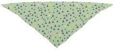 pippa mint triangle by littleindi.com