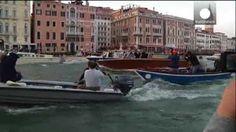 George Clooney y Amal Alamuddin se dicen: Sí, quiero en Venecia
