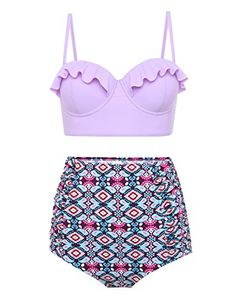 Saslax Vintage High Waist Floral Women's Bikini Set Strap...  https://www.amazon.com/gp/product/B01MSNETD3/ref=as_li_qf_sp_asin_il_tl?ie=UTF8&tag=rockaclothsto_bikini-20&camp=1789&creative=9325&linkCode=as2&creativeASIN=B01MSNETD3&linkId=49d424fd3bfd54314793dce2737d8610