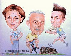 """Loro sono Maria,Massimo e il figlio Luca ovvero la Famiglia Rinaldi + il Bracco """"Bracco Ballotta Show"""""""