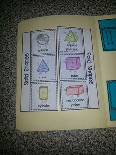 1000+ images about LIM: Lapbook Geometria on Pinterest | Geometry, 3d ...