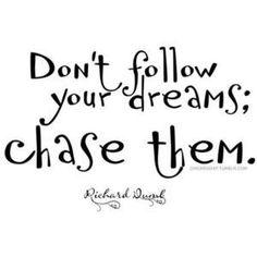 Kejar mimpi !
