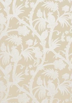 BALTIMORE, Beige, T13057, Collection Monterey from Thibaut