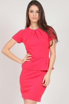 Maxi dress pinkemma indonesia