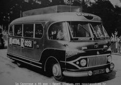 Tour de France 1951, c'est sur la base d'un autoca r Delahaye qu'est ...