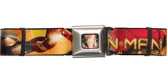 Iron Man Blast Seatbelt Belt #blackfriday #blackfridaysale