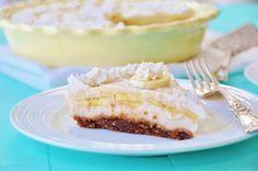Vegan Banana Cream Pie - Veganosity