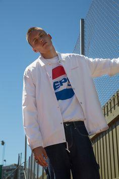 SWEET SKTBS x PEPSI available at junkyard.com