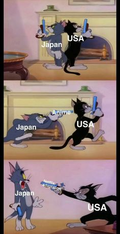 Funny anime memes otaku hilarious New Ideas Anime Meme, New Memes, Dankest Memes, Funny Images, Funny Pictures, Ned Flanders, Rasengan Vs Chidori, Cartoon People, History Memes