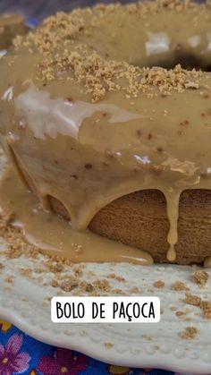 Easy Desserts, Delicious Desserts, Churros, Good Food, Yummy Food, Dump Cake Recipes, Coffee Dessert, Tasty Dishes, Diy Food