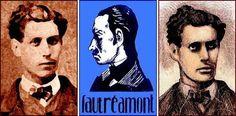 """Conde de Lautréamont by: """" The Fausto Rocks Yeah """""""