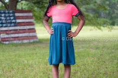 Stitch Upon a Time Stitch Upon A Time, Crop Shirt, Mommy And Me, Little Girls, Midi Skirt, Pdf, Pockets, Skirts, Sleeves