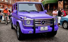 Mercedes-Benz G55 AMG Purple #Mercedes #Cars #Rides #Auto #iAUTOHAUS
