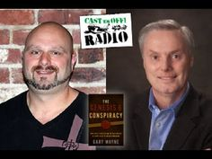 CEOR – Fringe Files #3 – The Genesis 6 Conspiracy With Gary Wayne