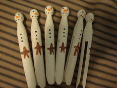 Image result for peg crafts christmas