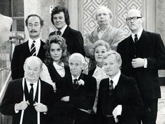 """""""Are You Being Served?"""" Cast photo c.1974"""