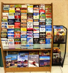 New #Brochure Rack Location! #BestWestern LandmarkInn in #ParkCity #Utah