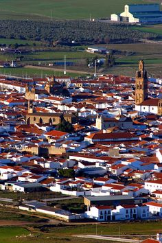 Llerena, Badajoz, Spain
