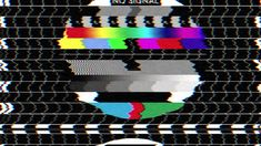 tv no signal - Google Search