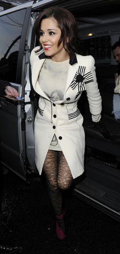 Cheryl Tweedy (a. Cheryl Cole) in pantyhose Most Beautiful, Beautiful Women, Girls Aloud, Cheryl Cole, In Pantyhose, Celebs, Celebrities, Celebrity Pictures, Bodycon Dress