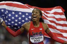 Sanya Richards Ross #olympics #athletes #usa