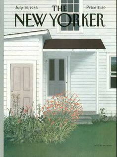 Gretchen Dow Simpson   The New Yorker Covers