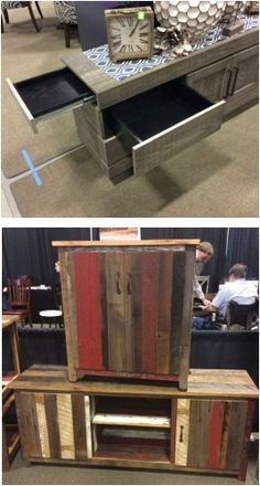 Our Gallery Furniture team has found tons of unique pieces in the search to bring YOU the best of Made in America furniture! What do you think of these two pieces that will add tons of decorative flair and function to your home?   Houston TX   Gallery Furniture  