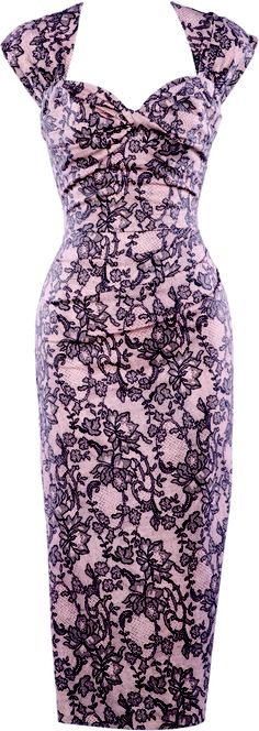 Pin-UpClothing.com - Love Retro Pencil Dress by Stop Staring Clothing, $139.95 (http://www.pin-upclothing.com/love-retro-pencil-dress-by-stop-staring-clothing/)