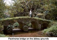 Walsingham Abbey Packhorse Bridge