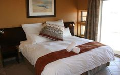 The Namib Naukluft Lodge - This lodge has the perfect view of the Namib desert! Namibia, Namib Desert, Lodges, Bed, Inspiration, Furniture, Home Decor, Viajes, Biblical Inspiration