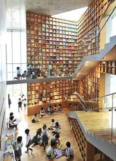 Picture Book Library - Iwaki City, Japan - Google zoeken