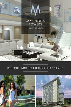 Want to live on millionaires row? Elite luxury apartments with balconies in the most sought after location, West Road South, Morningside. #PinnacleDesign #LuxuryLifestyle Contact 083 655 5539