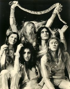 """Alice Cooper 1971 