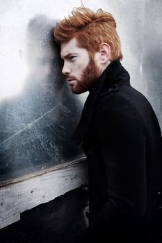Red Hair. Beard. <3