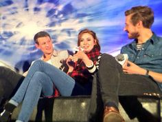 Matt, Karen and Arthur January 2015