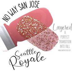 Dry Nail Polish, Dry Nails, Glitter Nails, Nail Color Combos, Nail Colors, Sinful Colors, Mani Pedi, Manicure, Color Street Nails