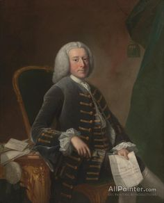 Thomas Hudson,Charles Pinfold oil painting reproductions for sale