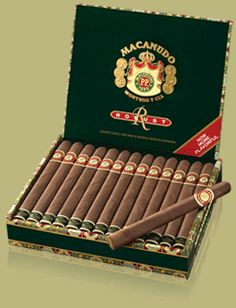Macanudo Robust-CigarWorld - Brands