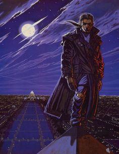 White Wolf, World of Darkness, William O Connor.