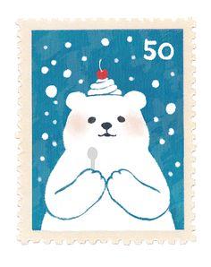 44件しろくまイラストおすすめの画像 Paintingspolar Bearsposter