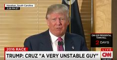 Trump: Sure I Said My Sister Should be on the Supreme Court, but I Have no Idea What She Believes (VIDEO) | RedState