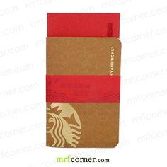 SA042 Starbucks Chinese New Year Notebook Envelope