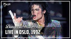 Michael Jackson Youtube, Michael Jackson Gif, Cant Stop Loving You, Love You, Big Pops, Human Nature, Oslo, Tours, Live