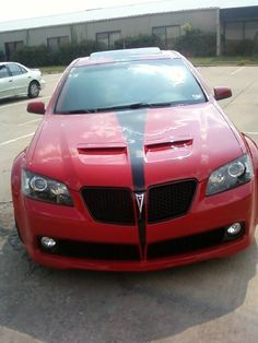 """This is my baby, """"Habi"""" - a 2009 Pontiac G8 GT. I LOVE this car!"""